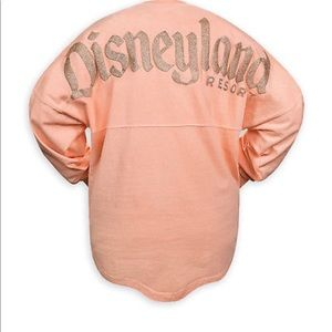 Disneyland Rose Gold Spirit Jersey